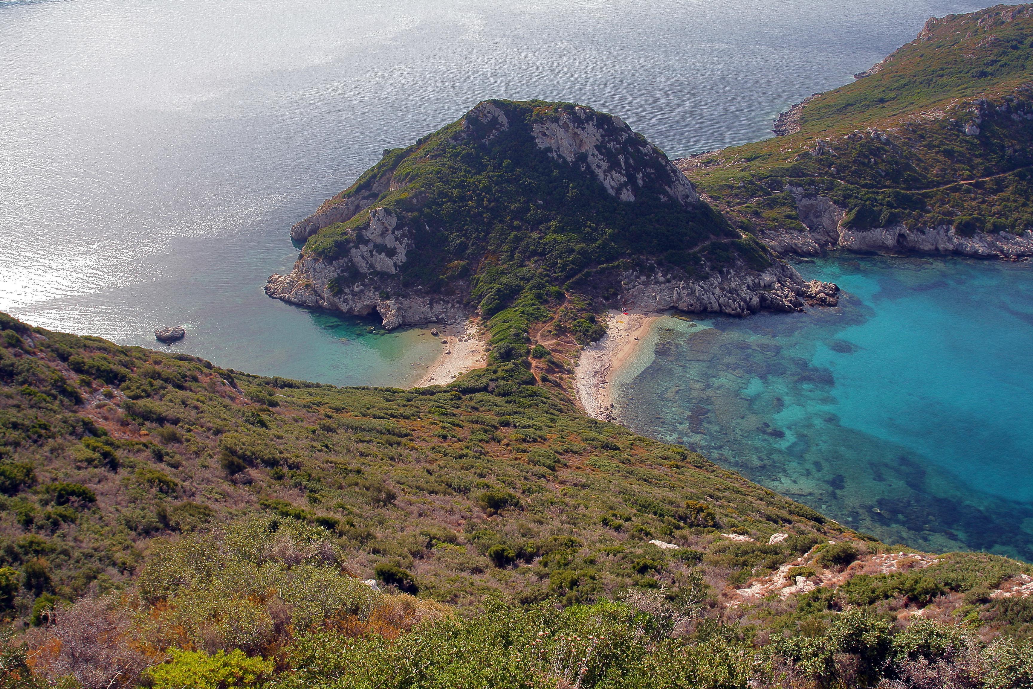 Flora und Fauna auf Korfu
